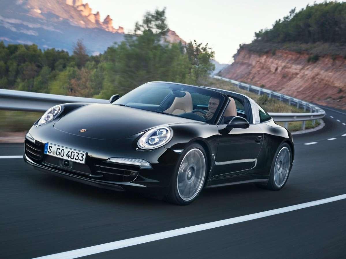 Club Porsche Targa