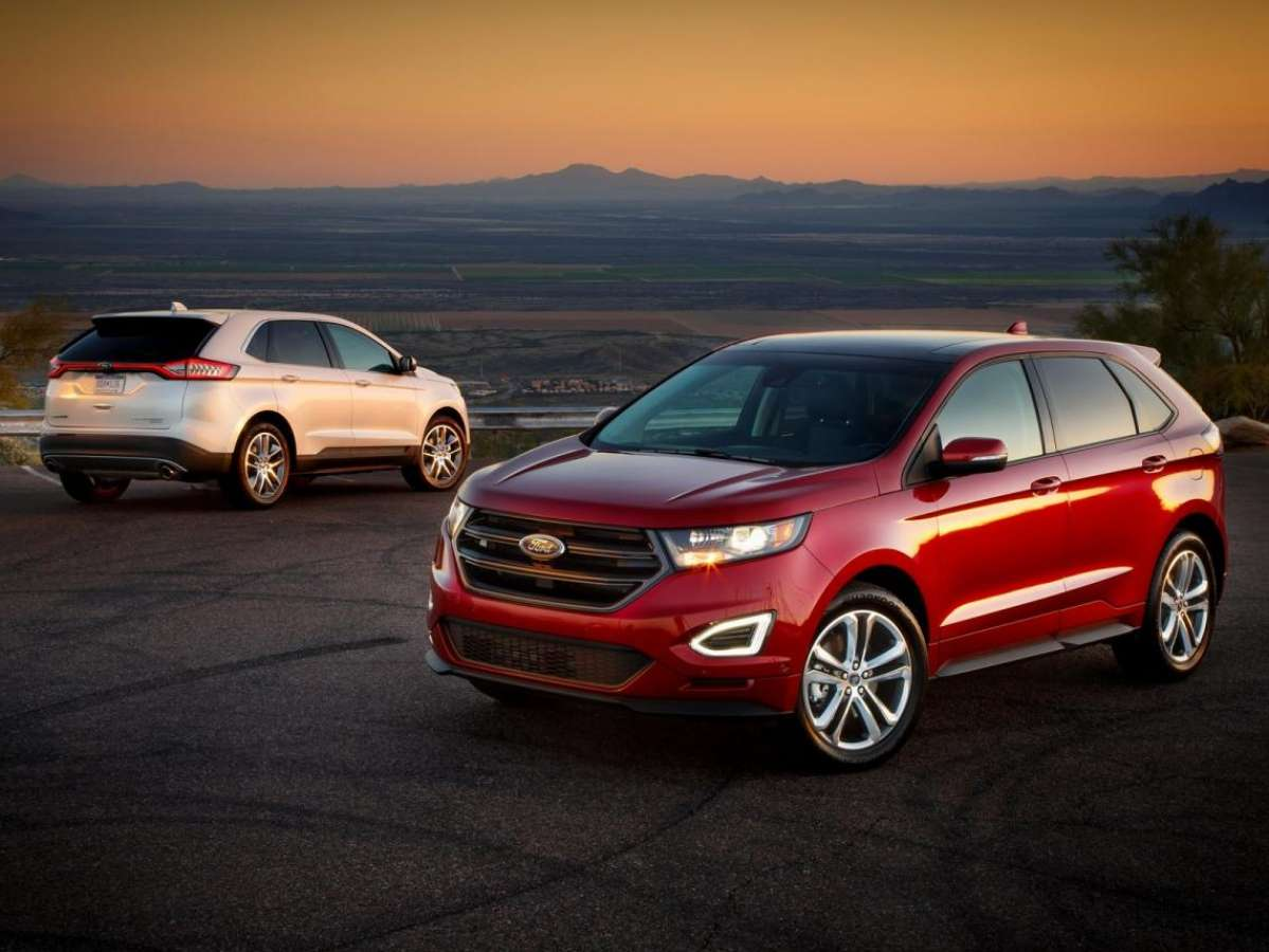 Club Ford Edge