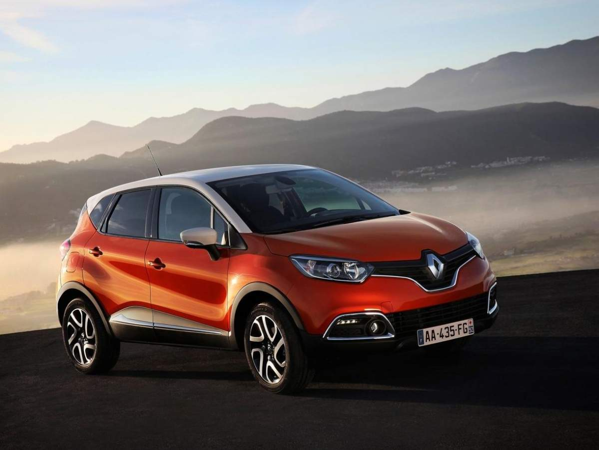 Club Renault Captur