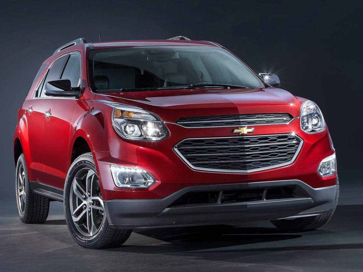Club Chevrolet Equinox