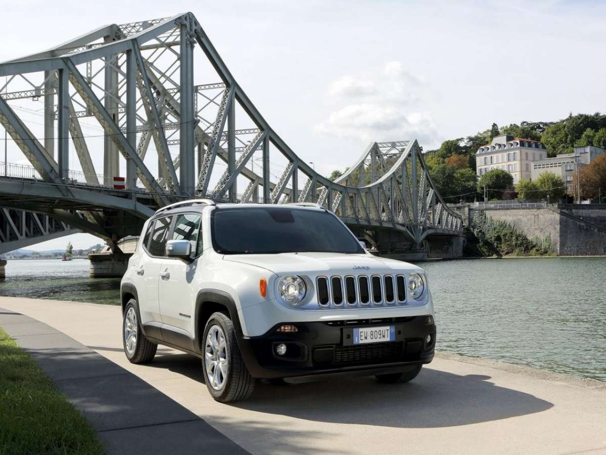 Club Jeep Renegade
