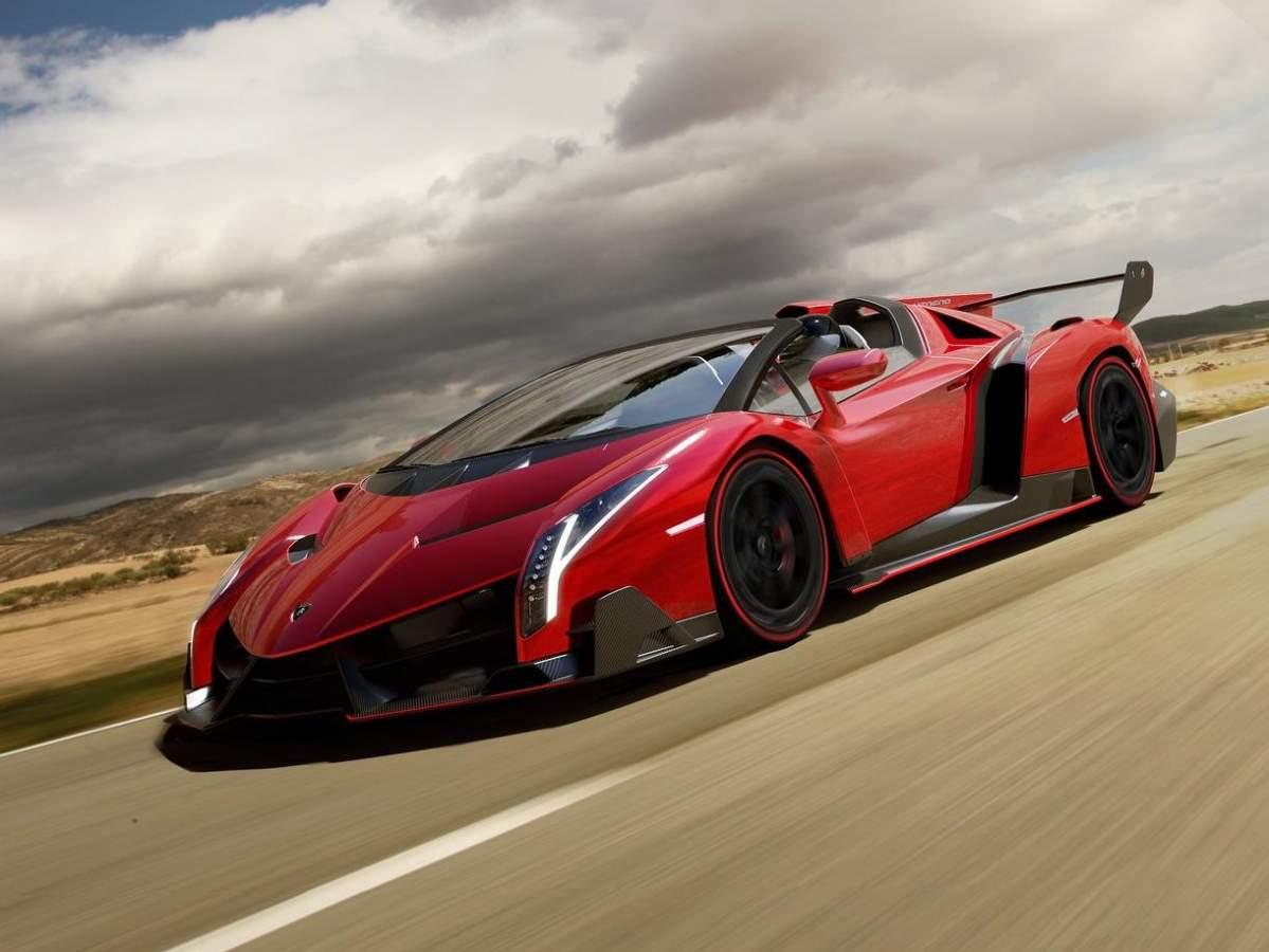 Club Lamborghini Veneno