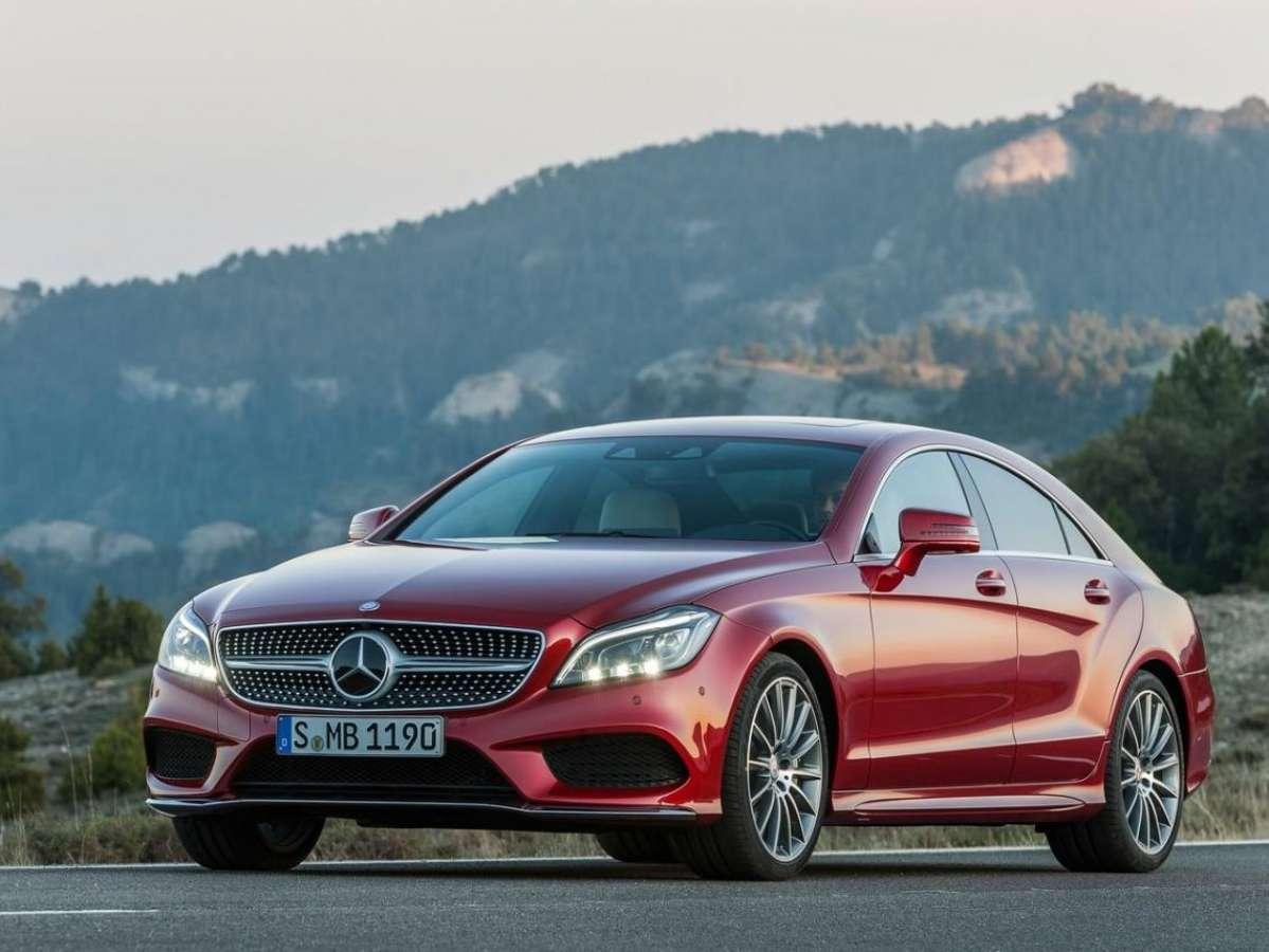 Club Mercedes CLS