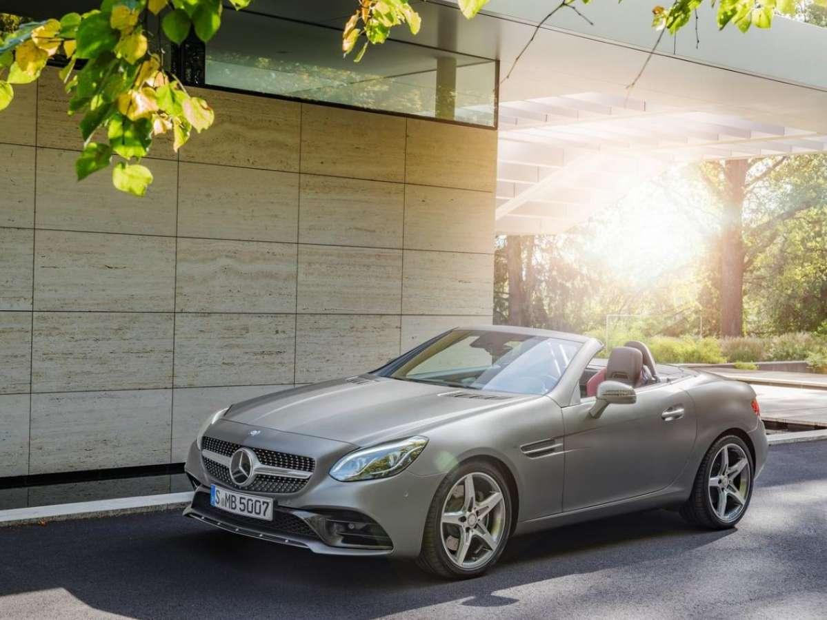 Club Mercedes SLC