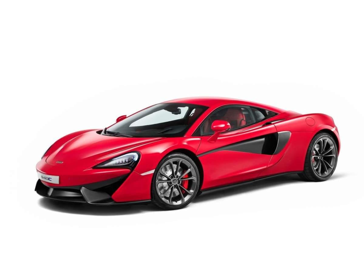 Club McLaren 540C