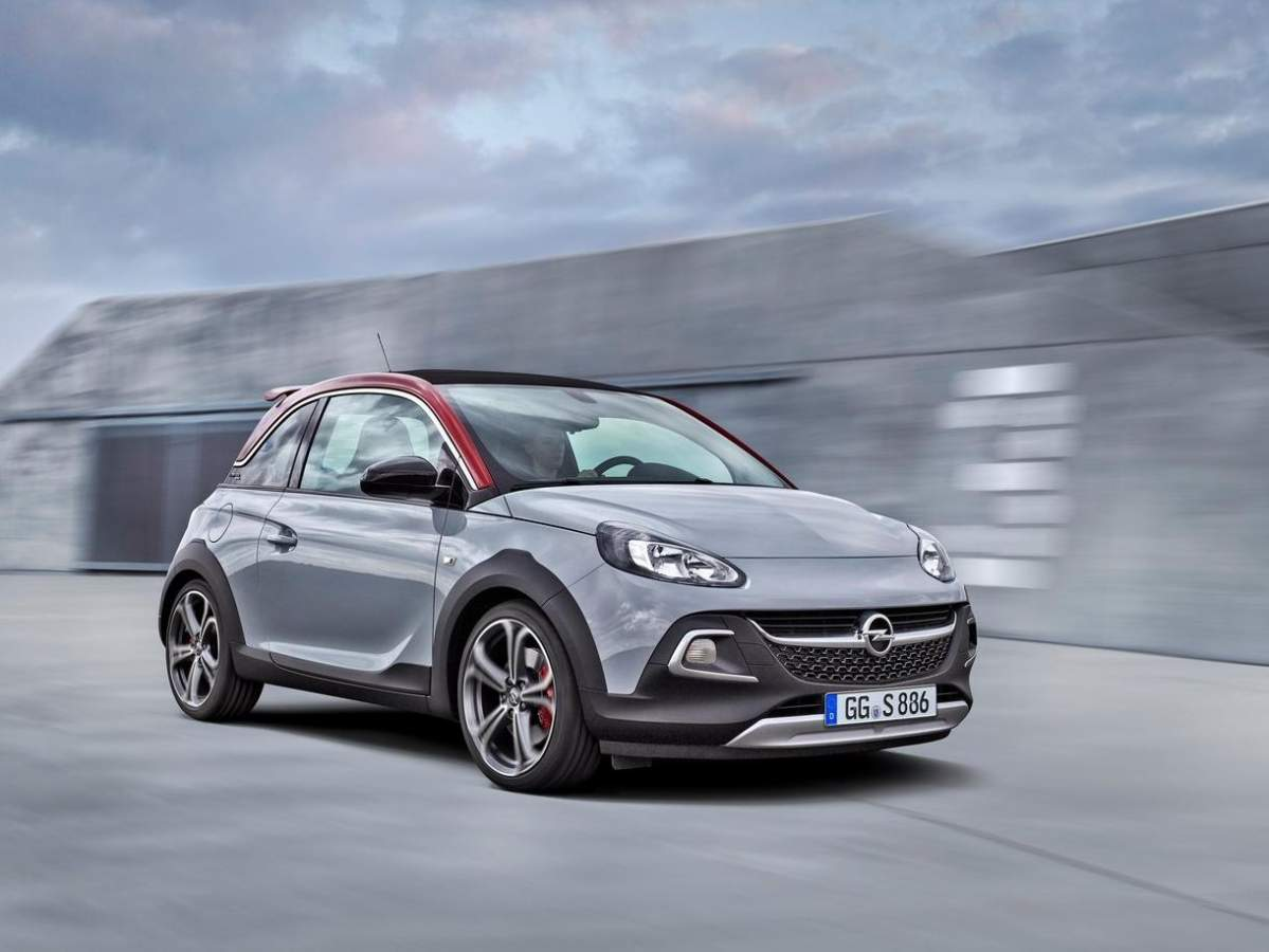 Club Opel Adam