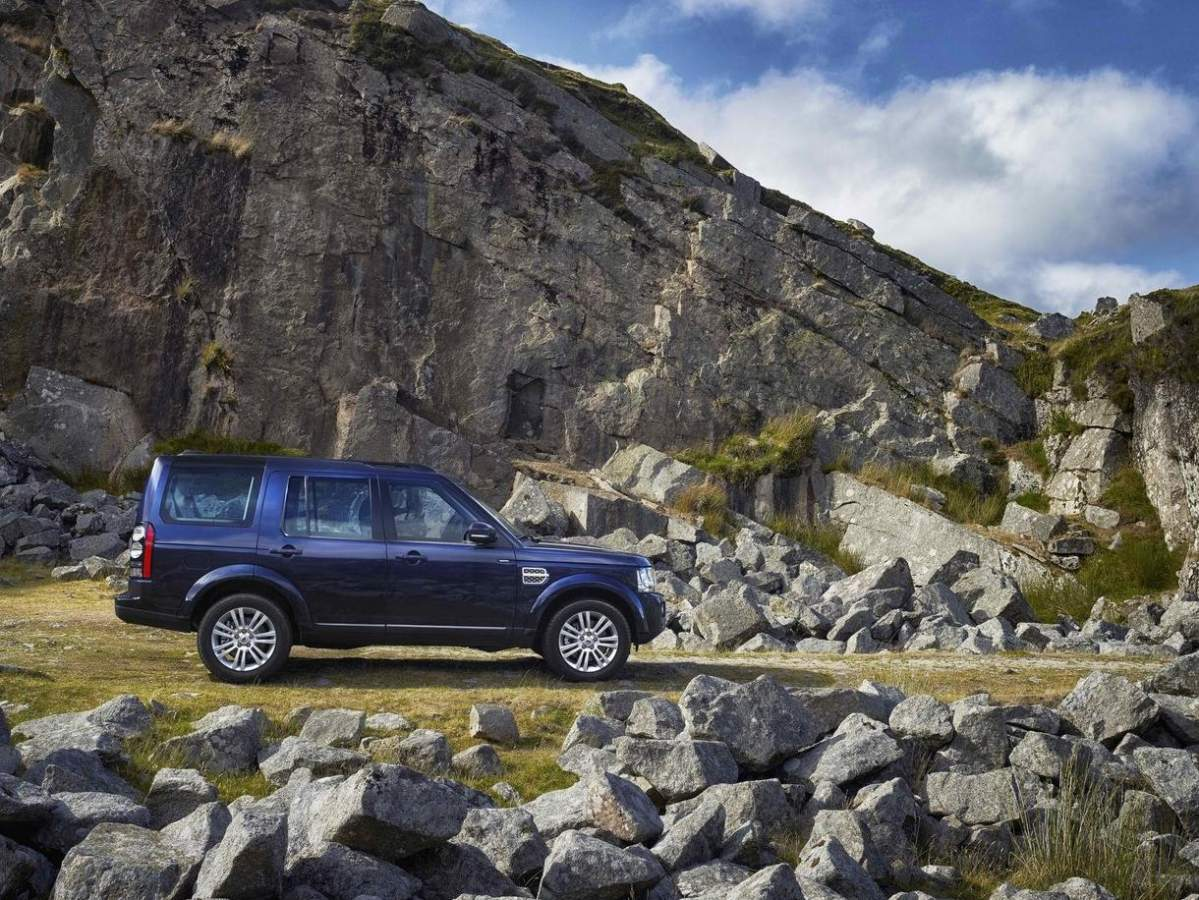 Club Land Rover Discovery