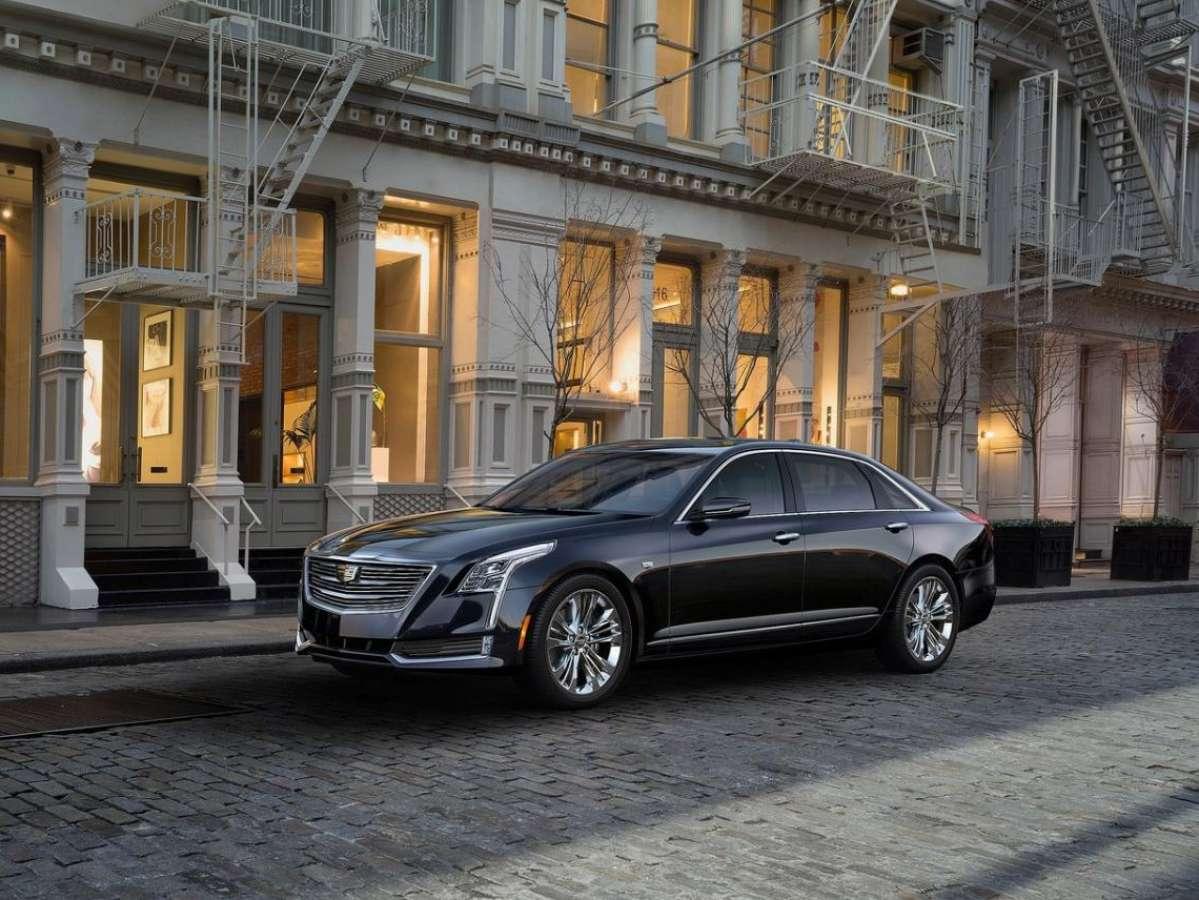 Club Cadillac CT6