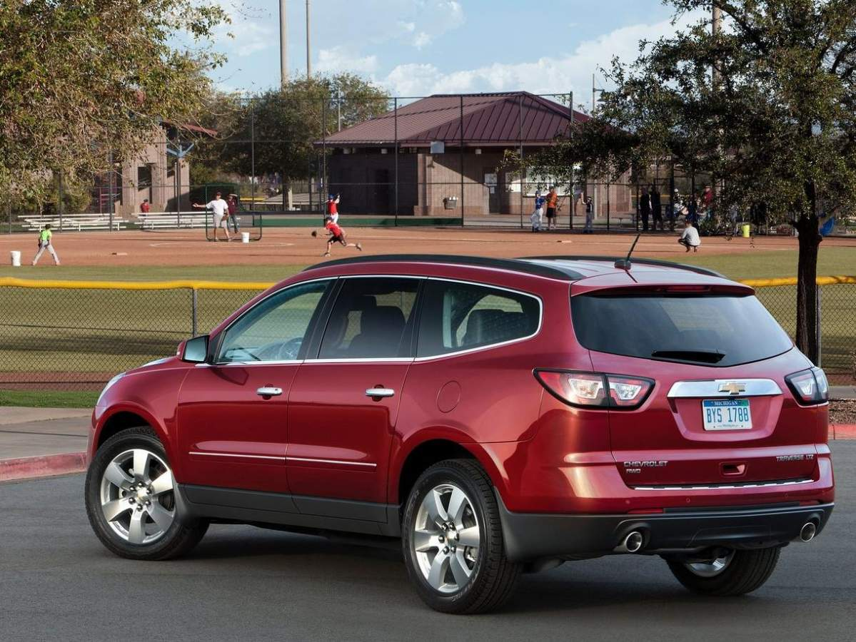 Club Chevrolet Traverse