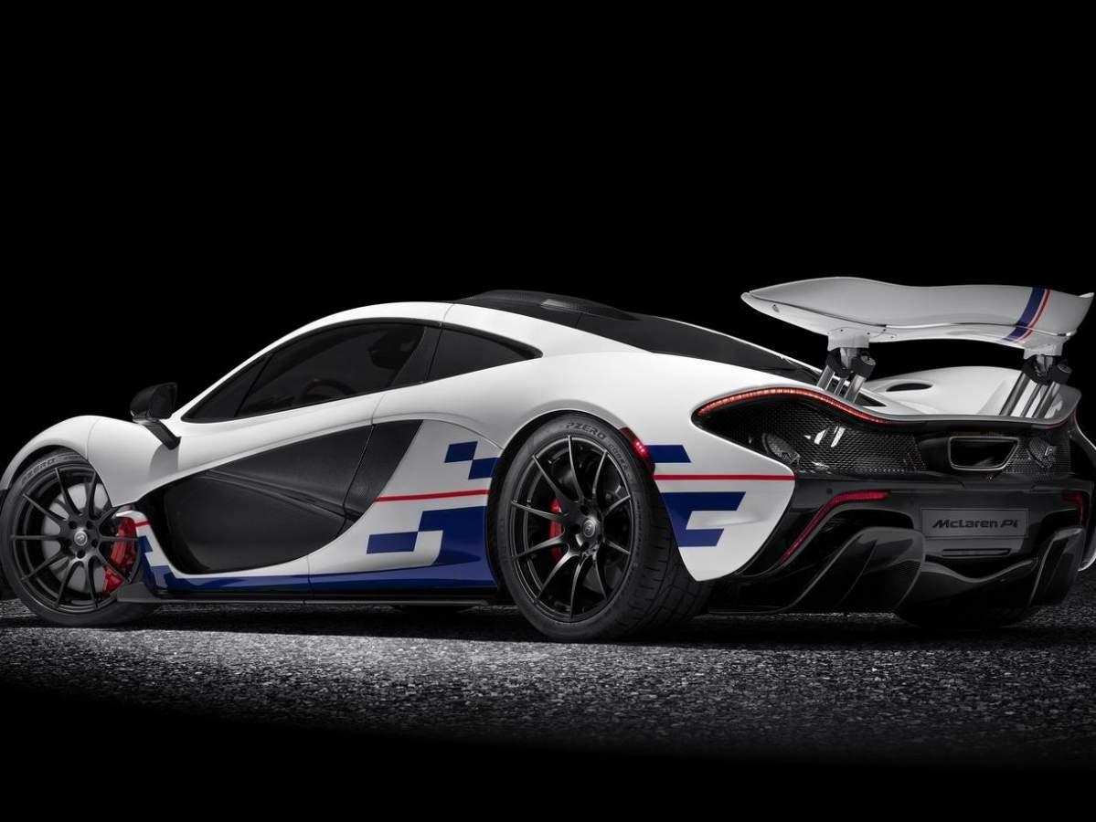 Club McLaren P1