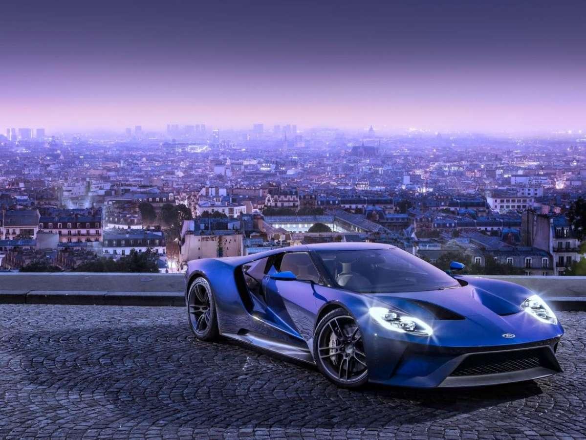 Club Ford GT