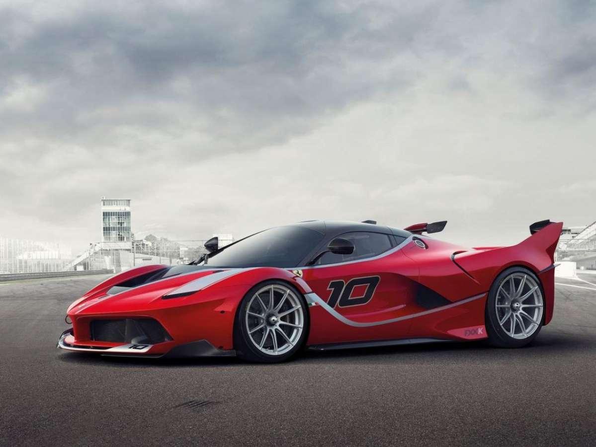 Club Ferrari FXX K