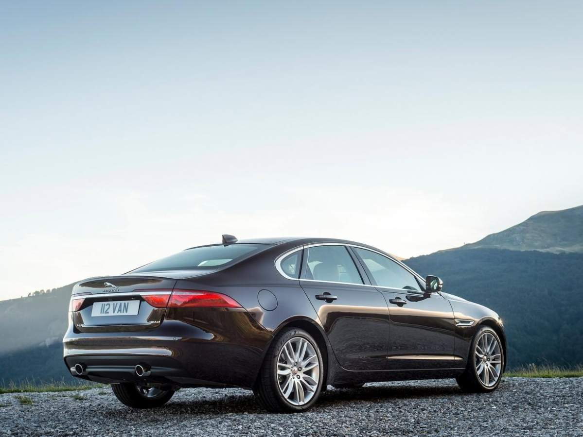 Club Jaguar XF