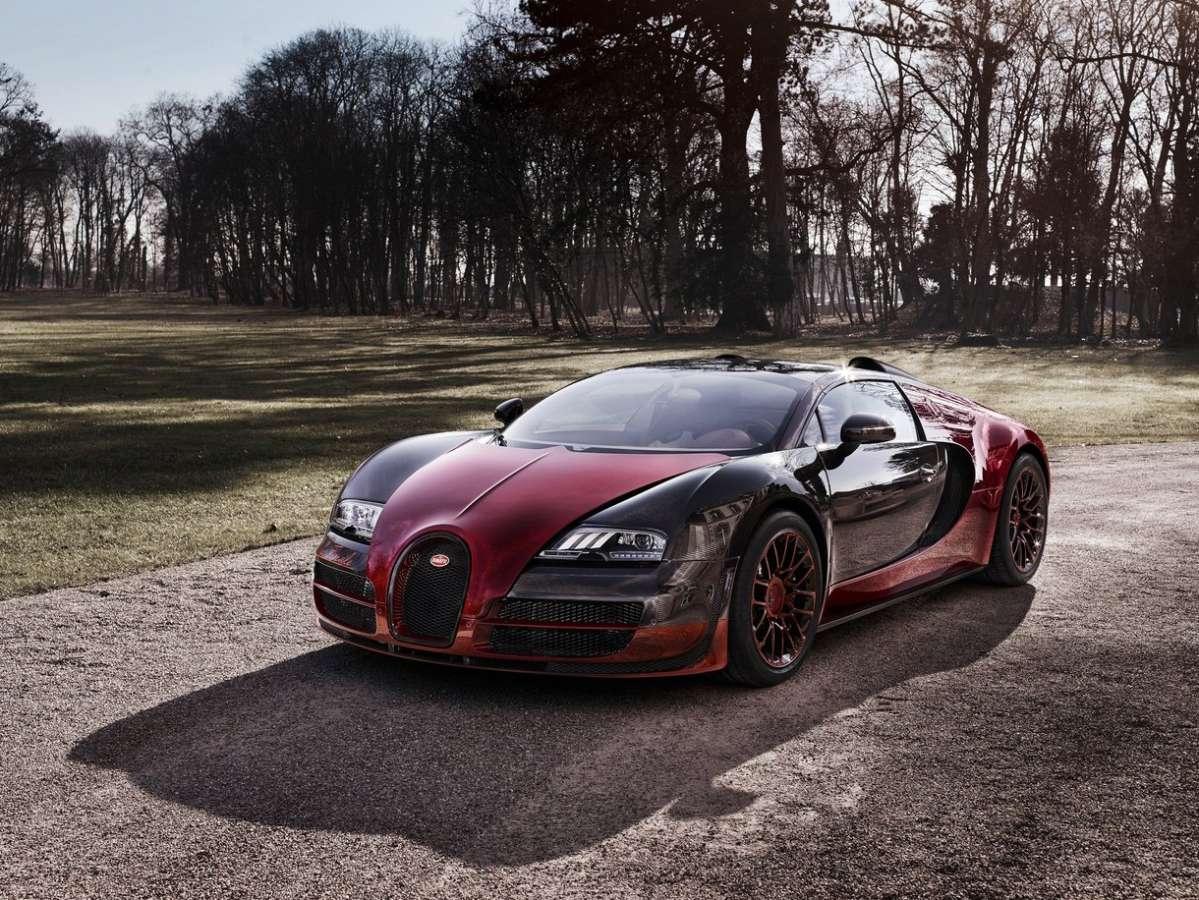 Club Bugatti Veyron