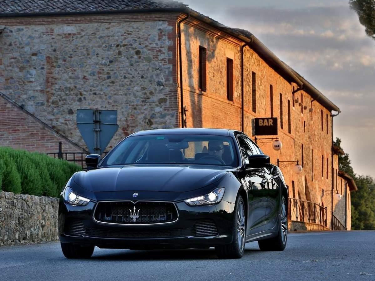Club Maserati Ghibli