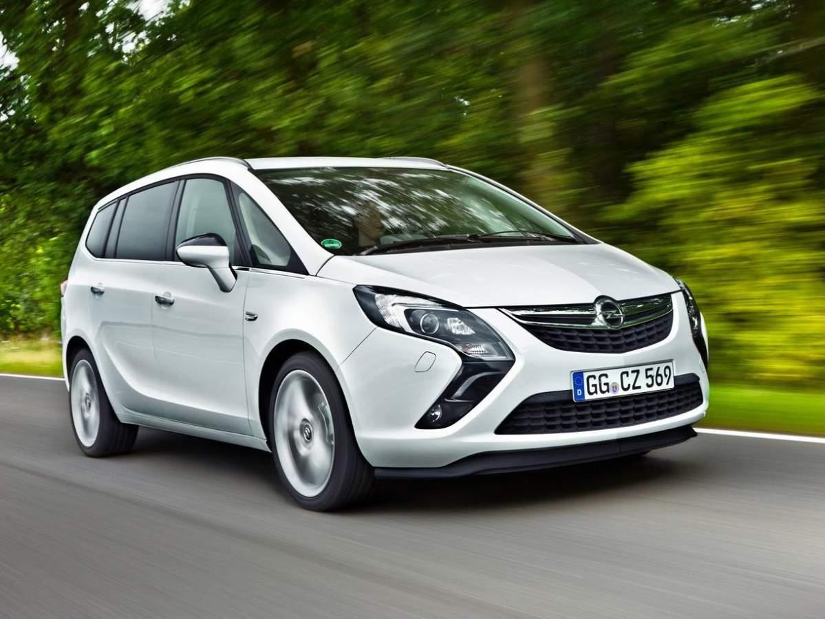 Club Opel Zafira