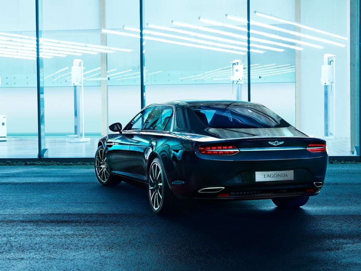 Club Aston Martin Lagonda