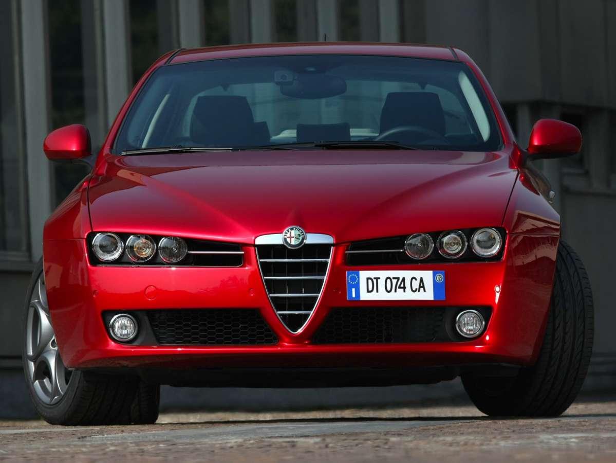 Club Alfa Romeo 159