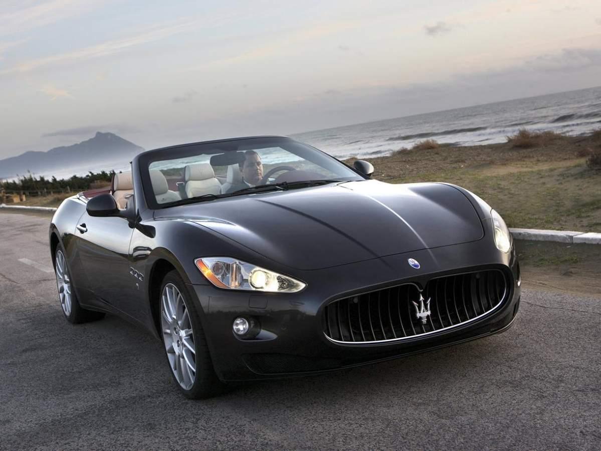 Club Maserati GranCabrio