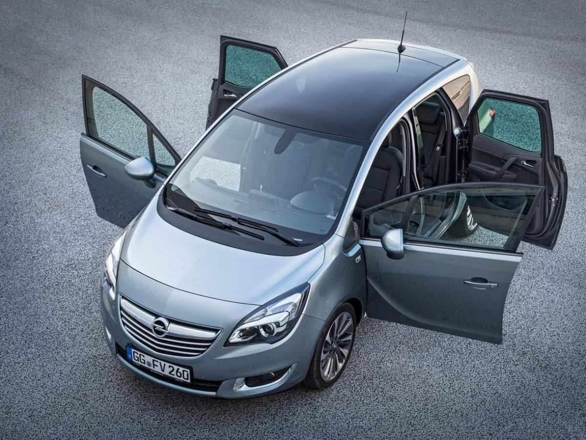 Club Opel Meriva