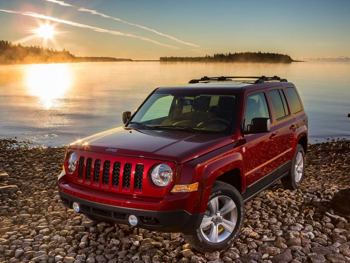 Club Jeep Patriot