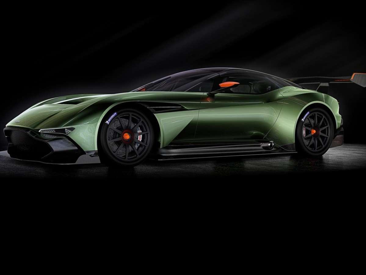 Club Aston Martin Vulcan