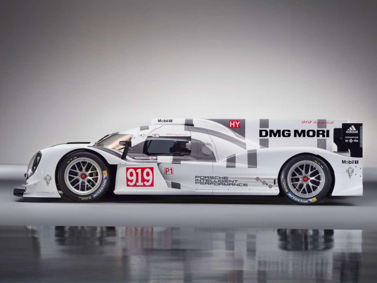 Club Porsche 919