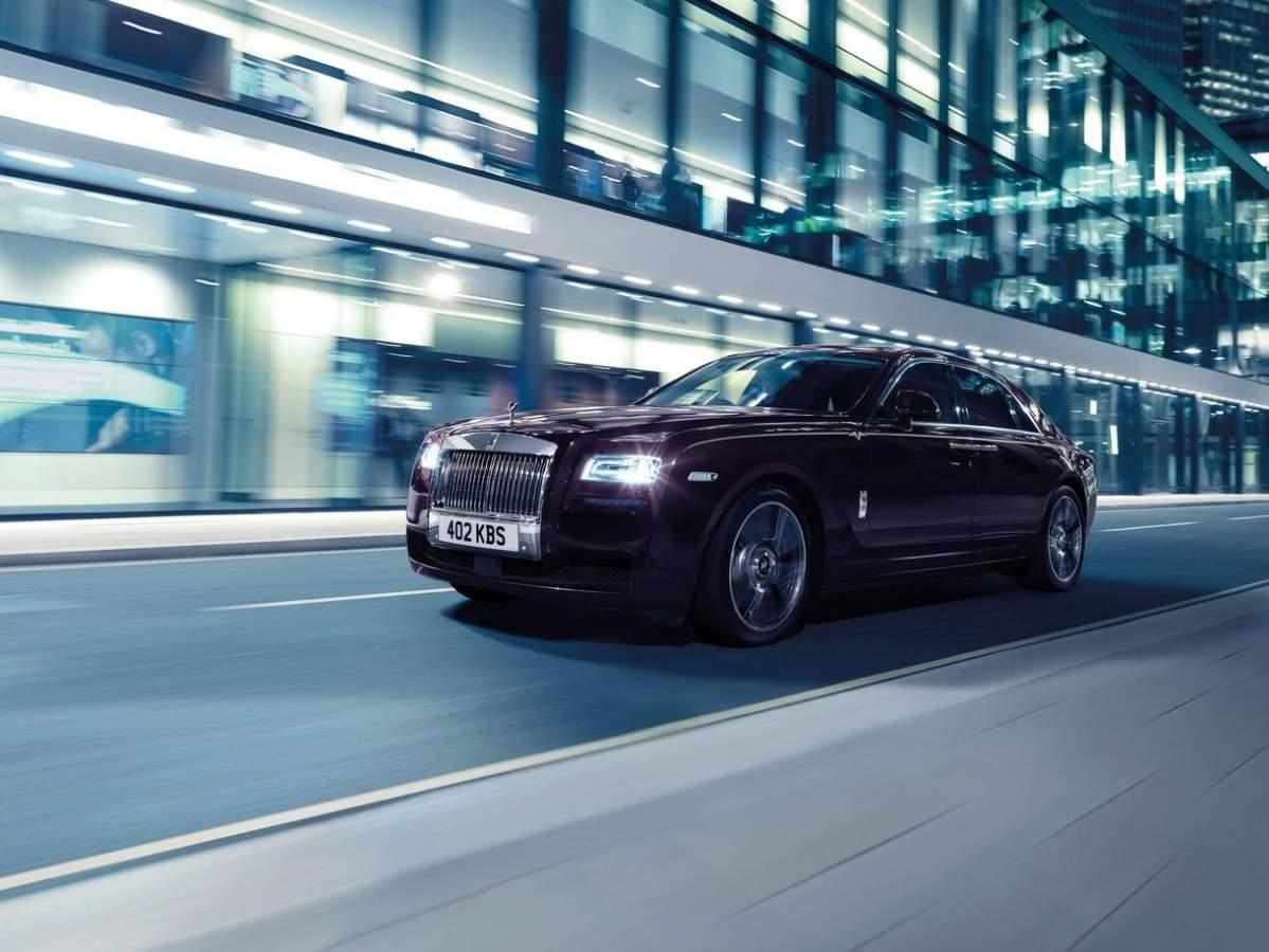 Club Rolls Royce Ghost