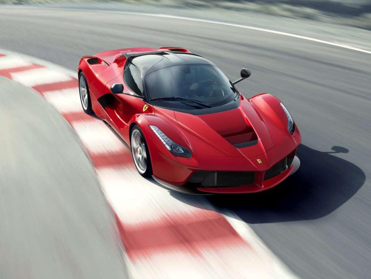 Club Ferrari LaFerrari