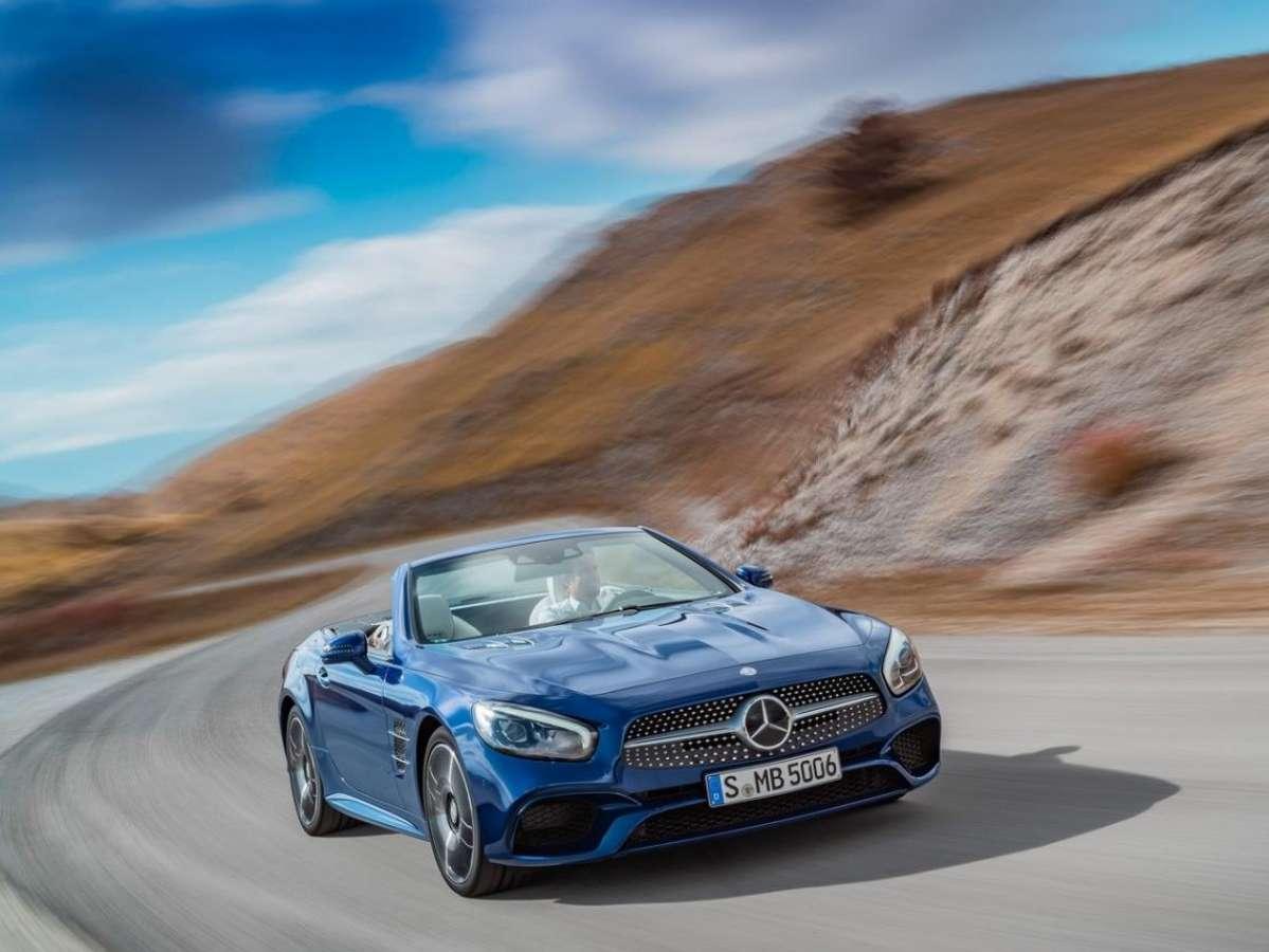 Club Mercedes SL