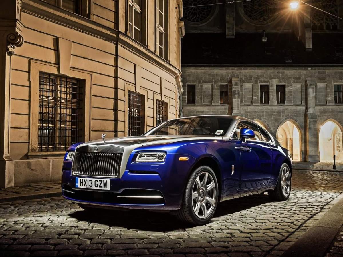 Club Rolls Royce Wraith