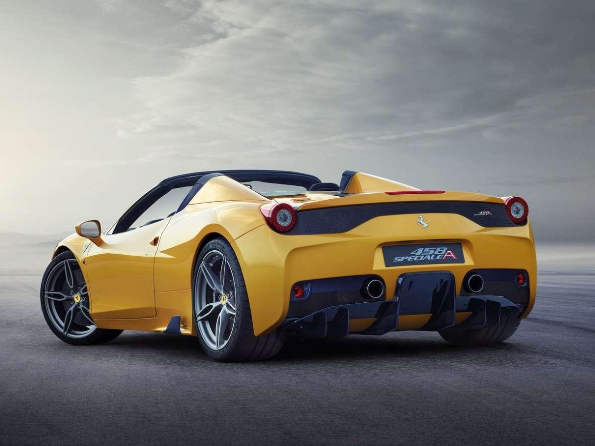 Club Ferrari 458 Speciale A