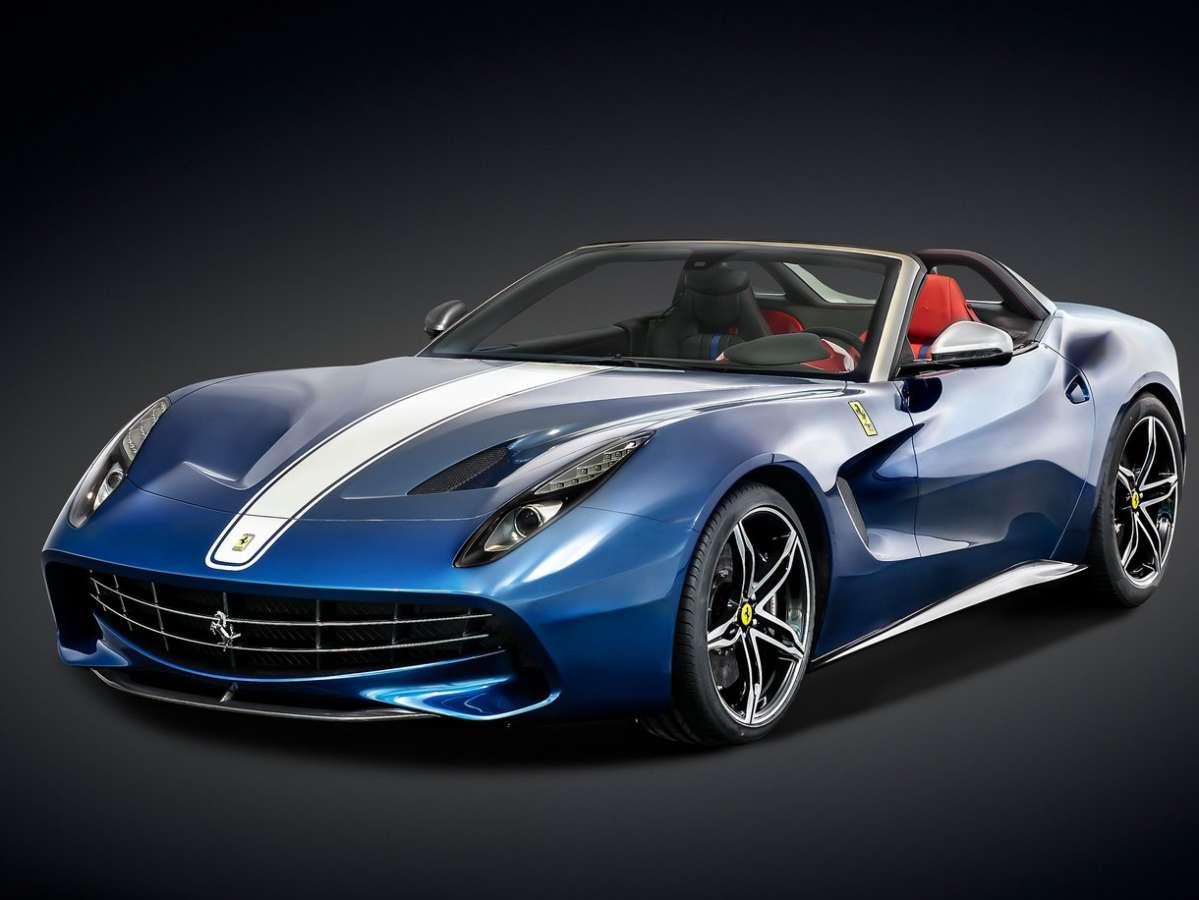 Club Ferrari F60 America
