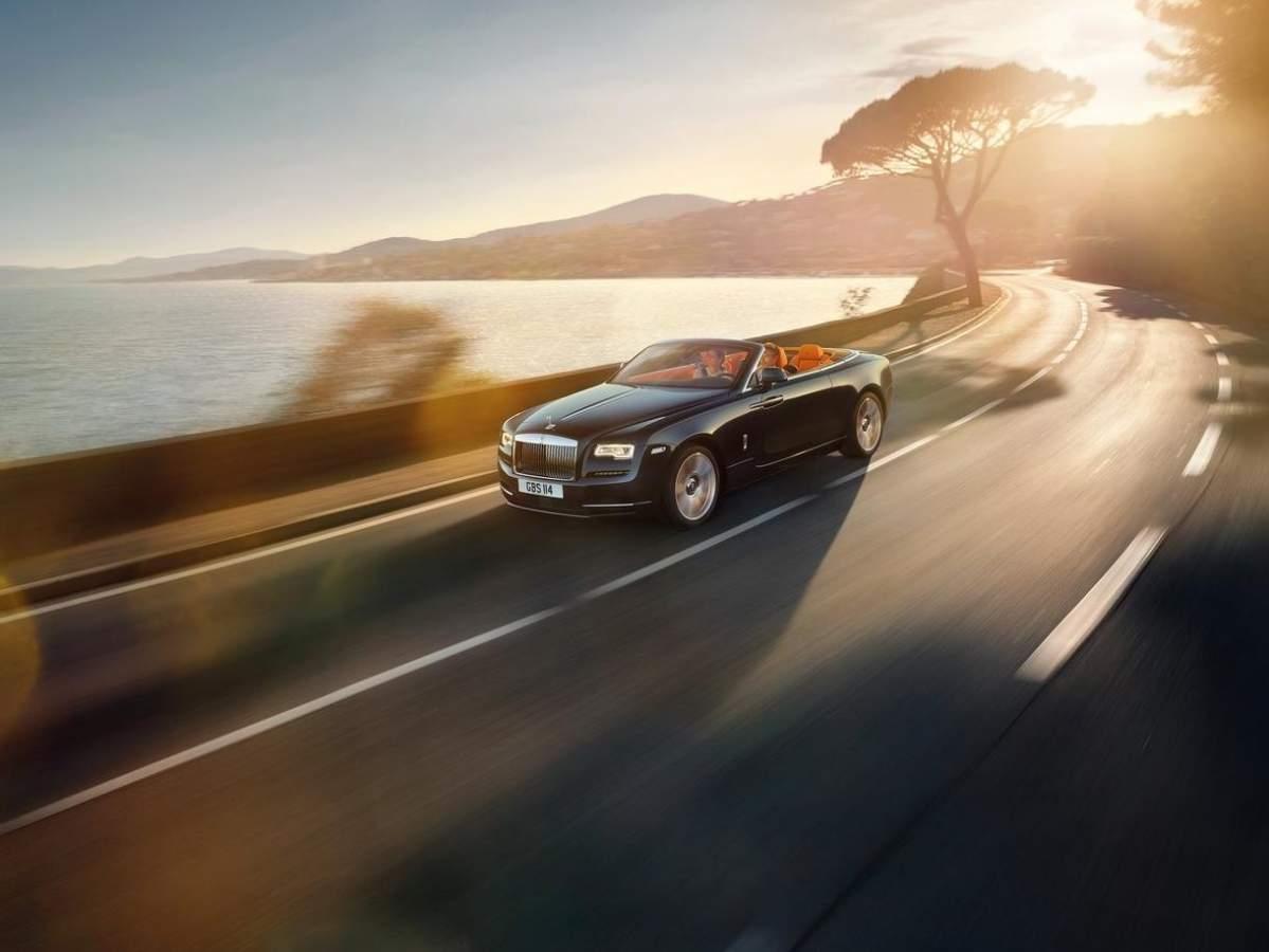 Club Rolls Royce Dawn
