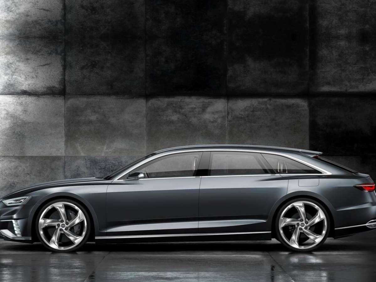 Club Audi A9