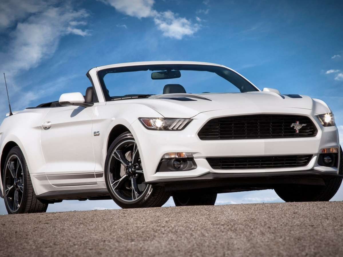 Club Ford Mustang