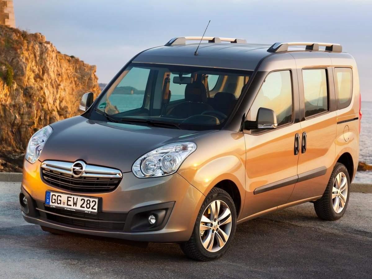 Club Opel Combo