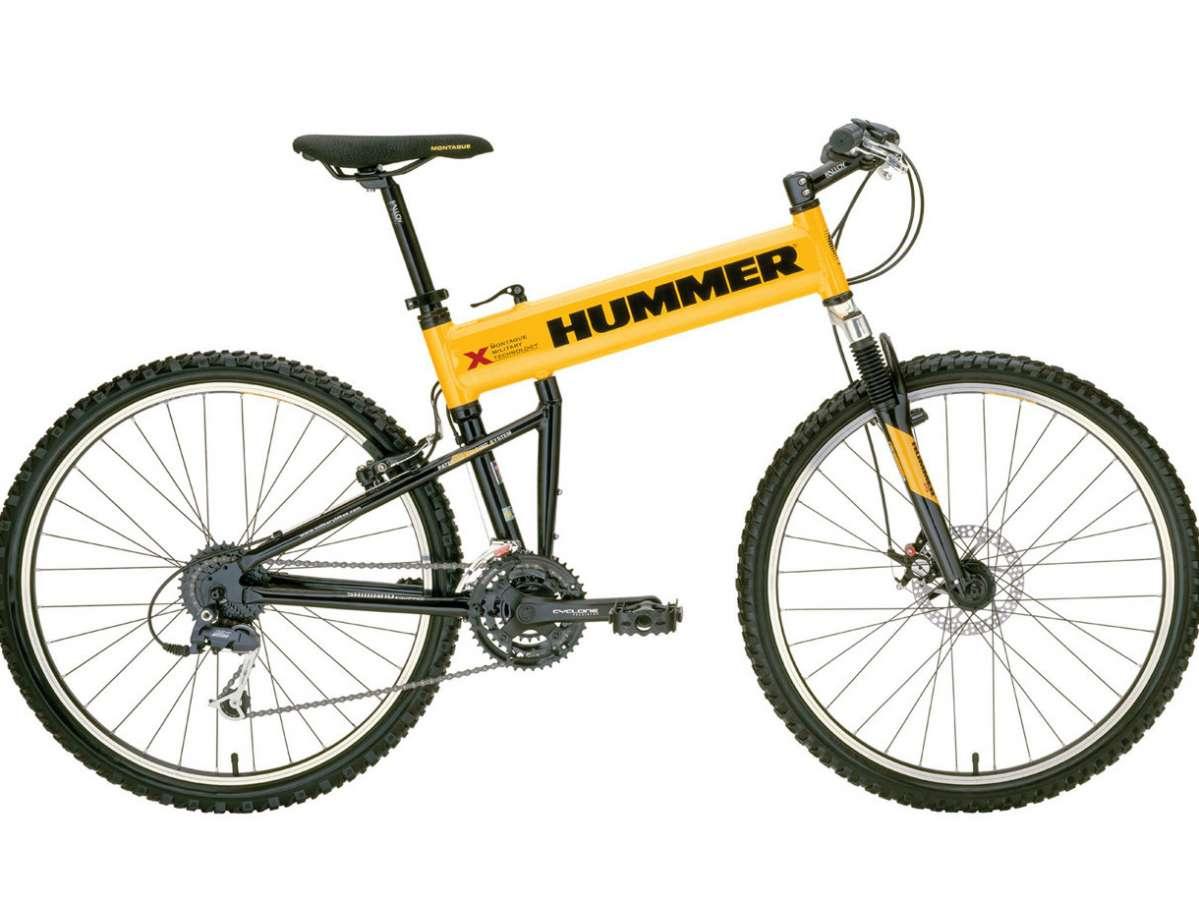 Club Hummer Bike