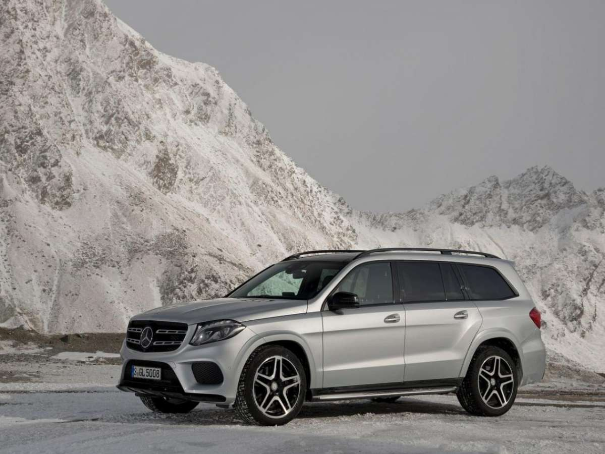 Club Mercedes GLS