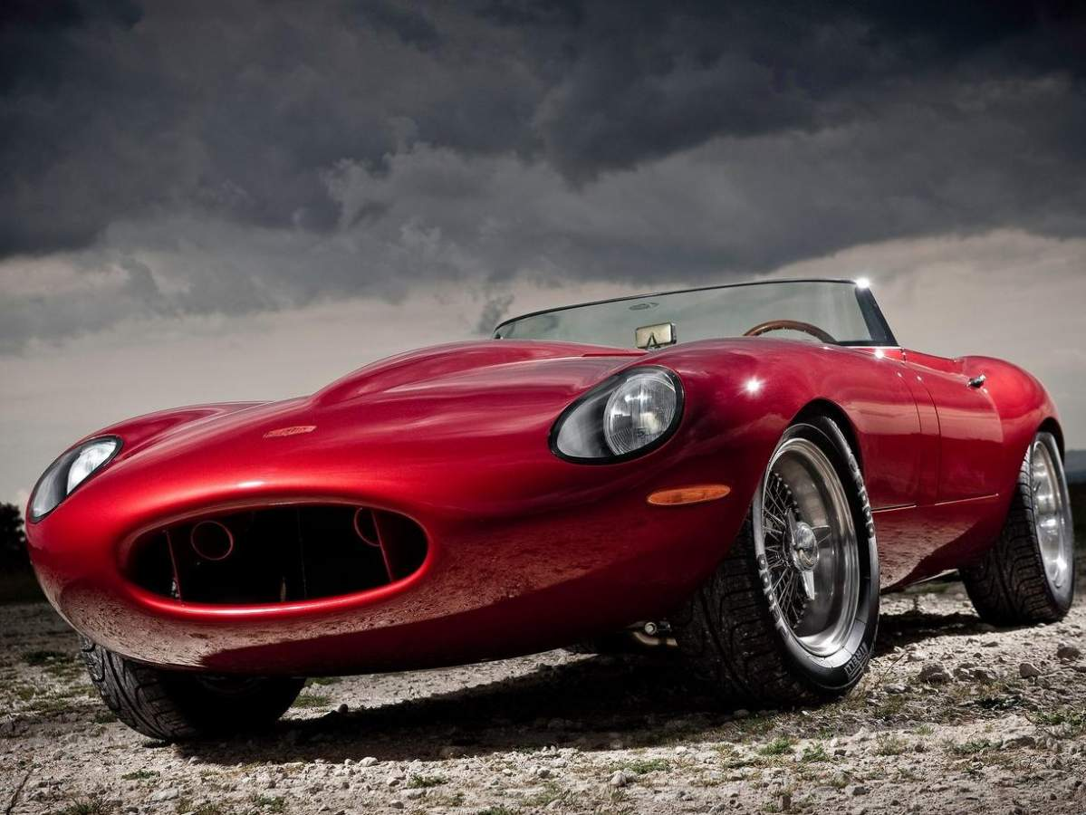 Club Jaguar E-Type