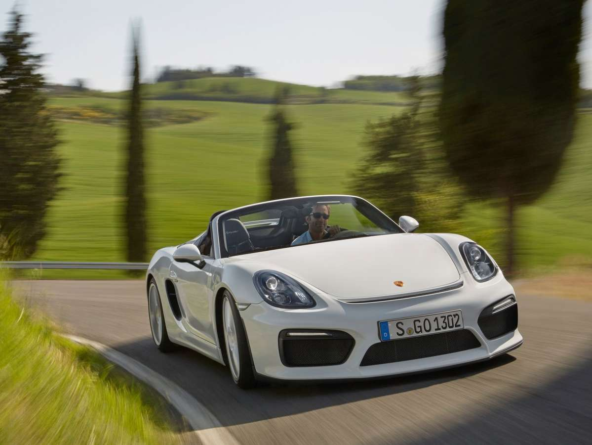 Club Porsche Boxster