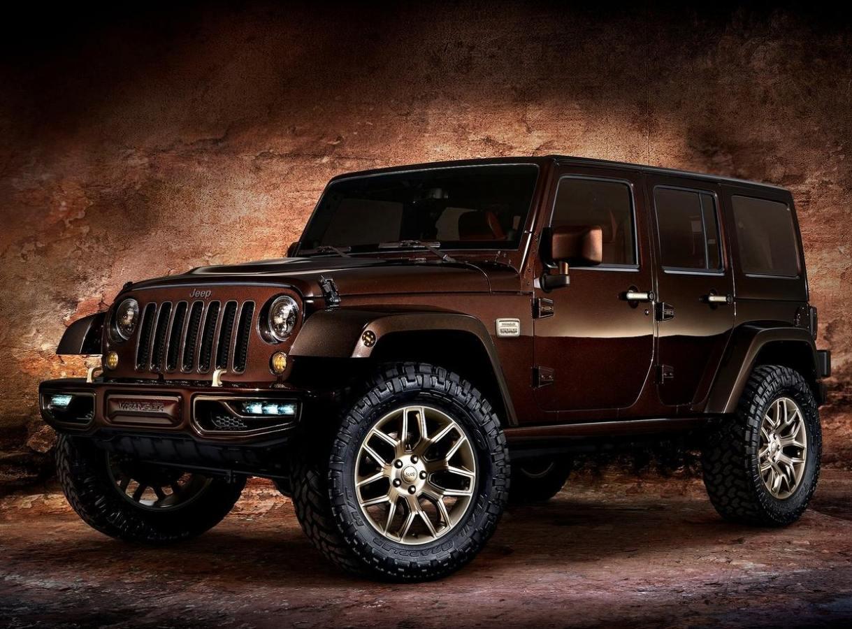 Club Jeep Wrangler