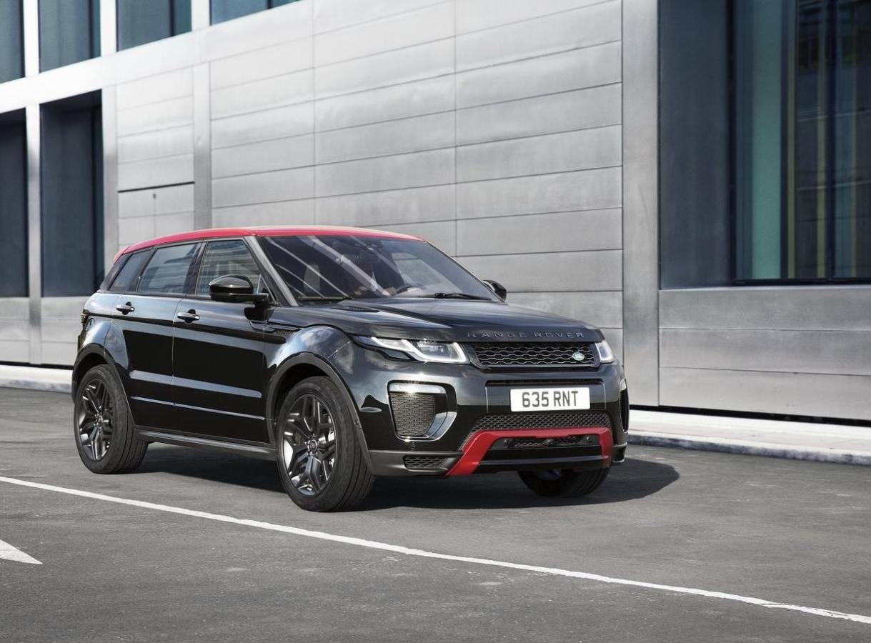 Club Land Rover Evoque