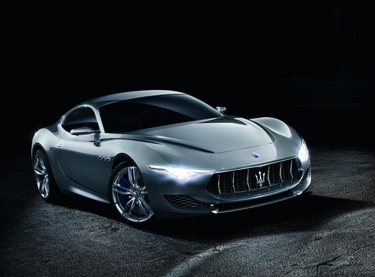 Club Maserati Alfieri