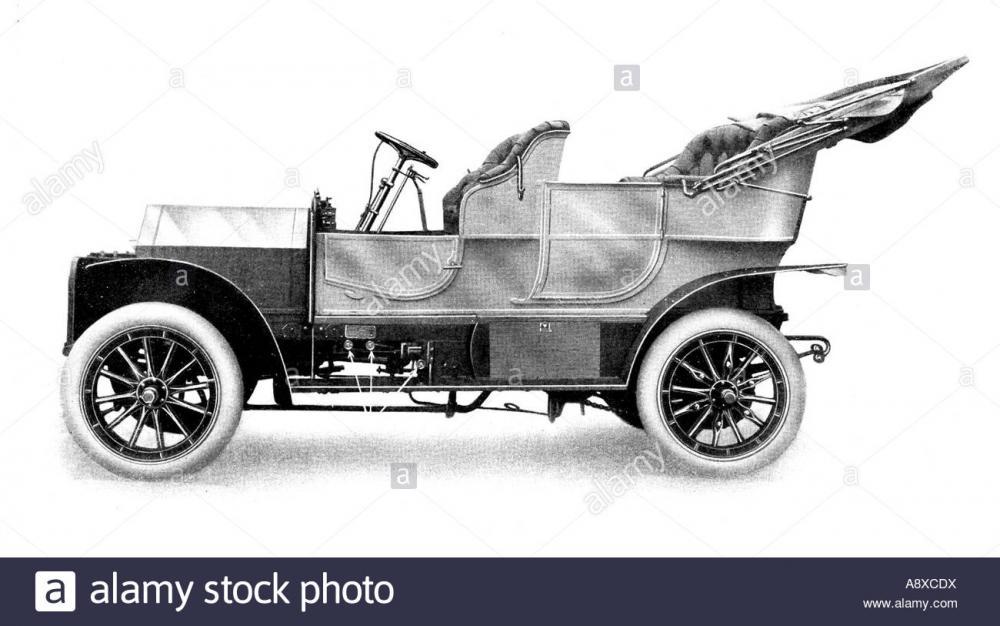 turner-miesse-steam-car-A8XCDX.jpg