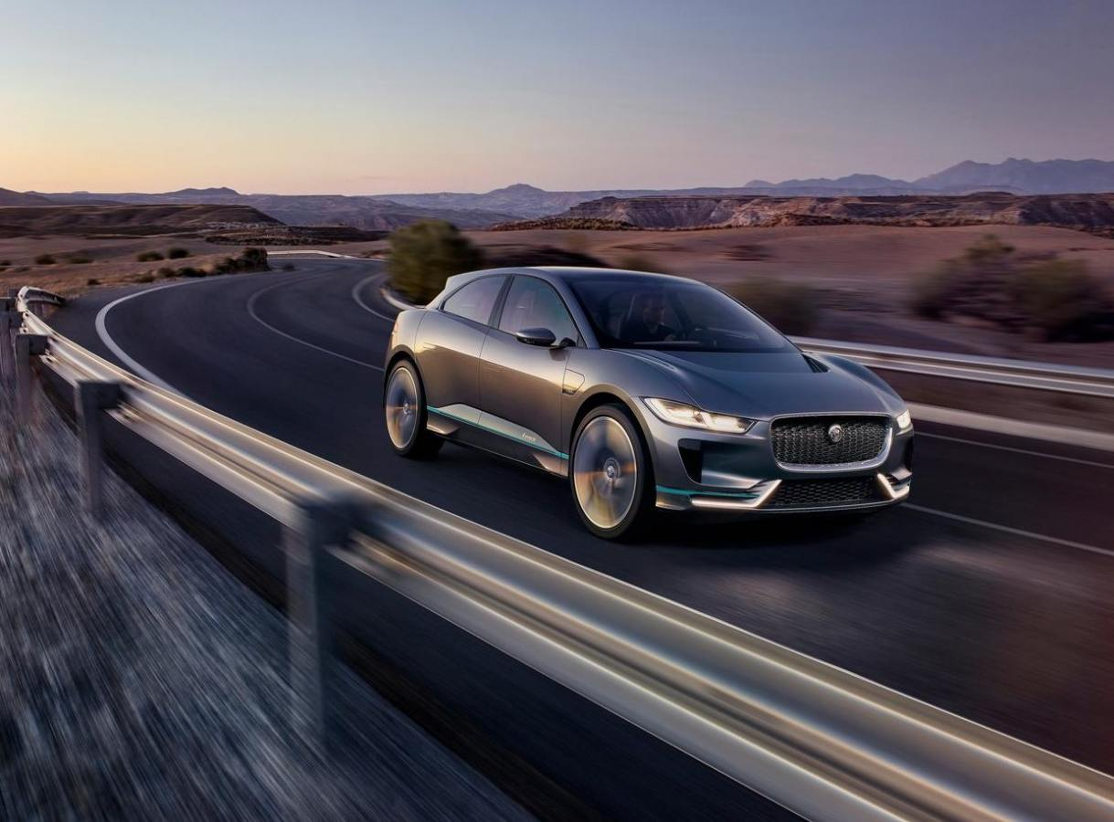 Club Jaguar I-Pace