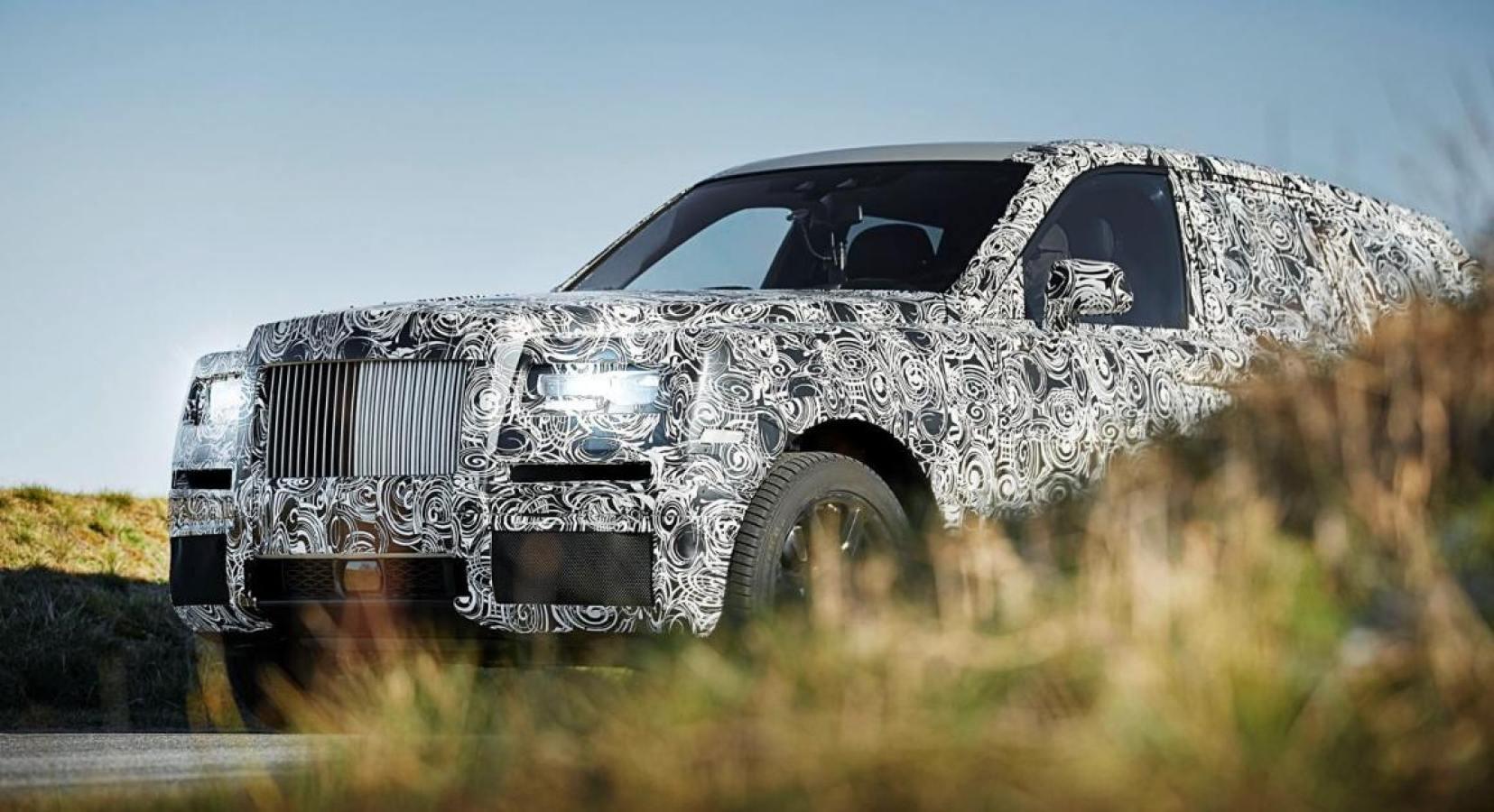 Club Rolls Royce Cullinan