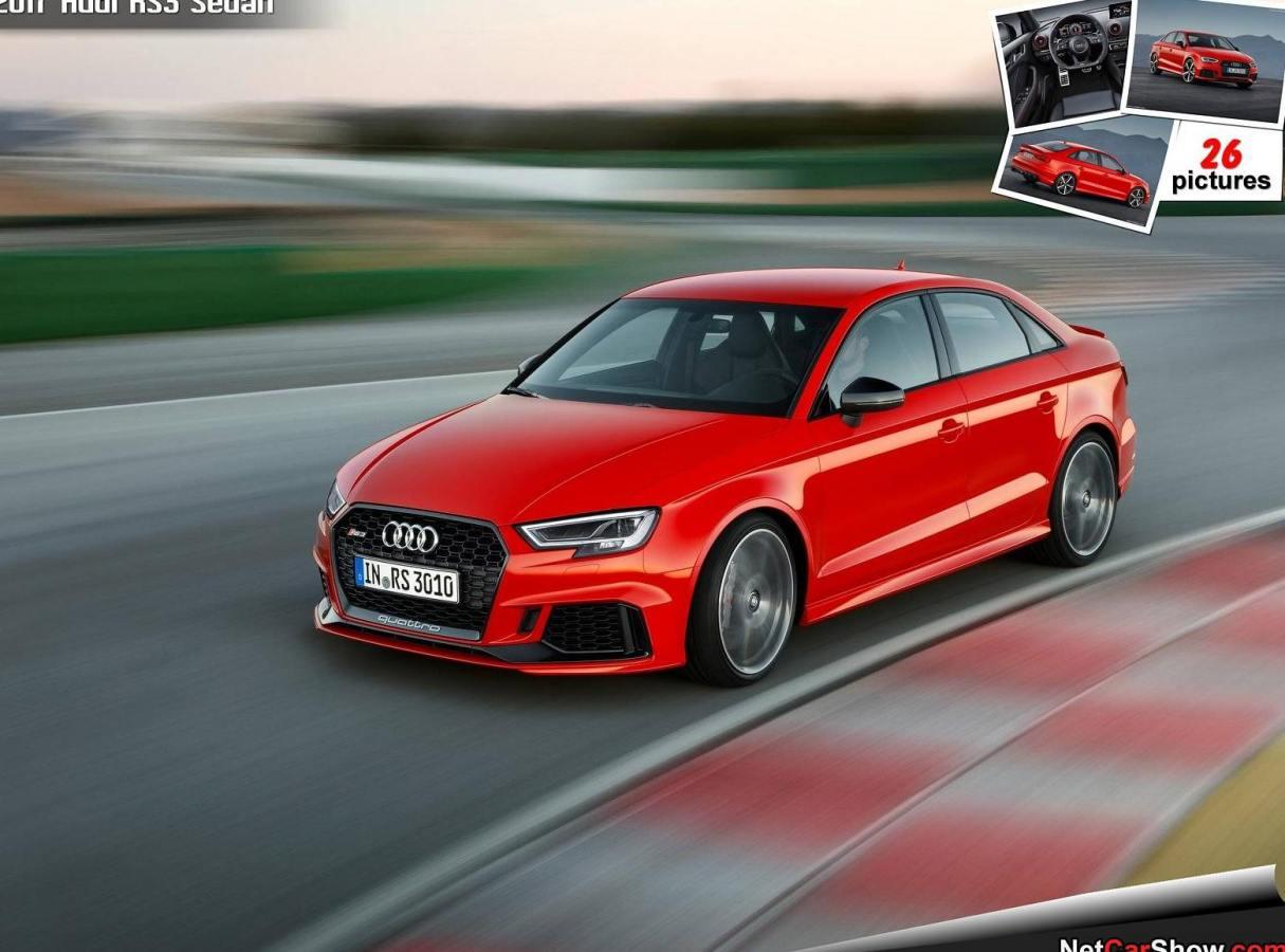 Club Audi RS 3