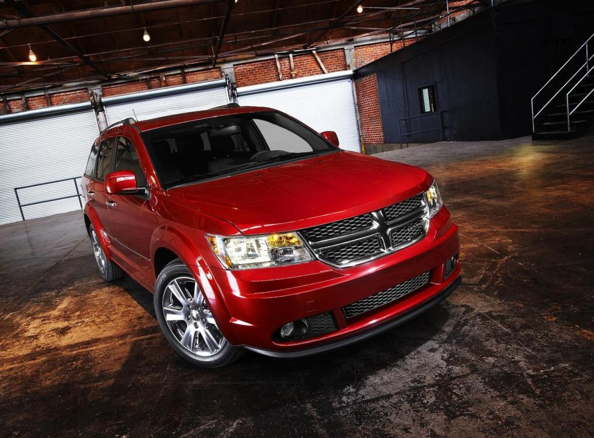 Club Dodge Journey