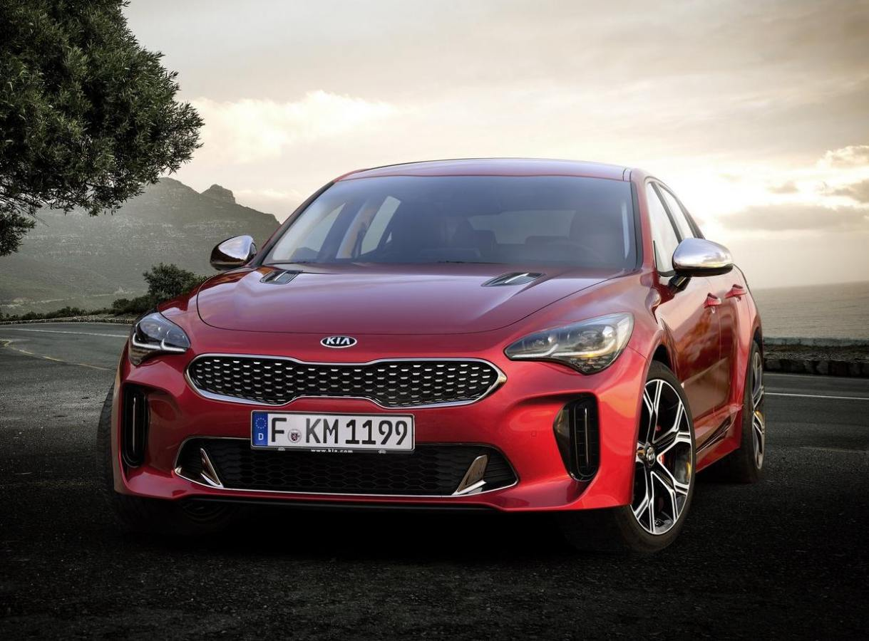 Club Kia Stinger